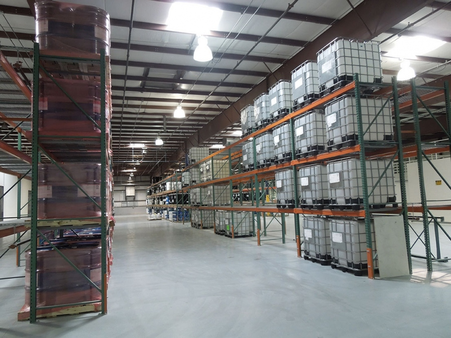 Food Grade Warehousing Allows For Easy Distribution